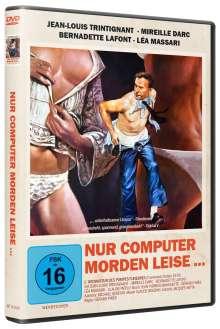 Nur Computer morden leise ..., DVD