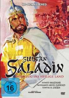 Sultan Saladin, DVD
