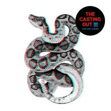 The Casting Out: !!! (remastered) (Limited Edition) (Electric Blue/Oxblood Vinyl), LP