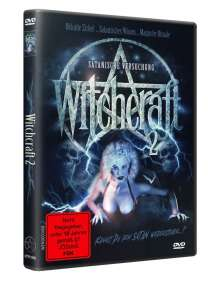 Witchcraft 2 - Satanische Versuchung, DVD