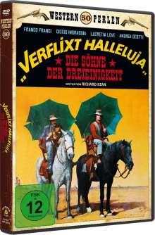 Verflixt Halleluja - Die Söhne der Dreieinigkeit, DVD