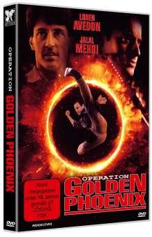 Operation Golden Phoenix, DVD