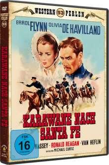 Karawane nach Santa Fe, DVD