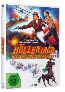 Höllenjagd bis ans Ende der Welt (Blu-ray & DVD im Mediabook), 1 Blu-ray Disc und 1 DVD