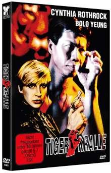 Tigerkralle, DVD