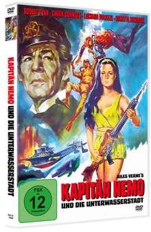 Kapitän Nemo (1969), DVD