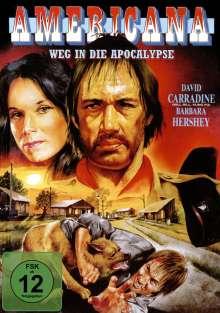 Americana - Weg in die Apocalypse, DVD