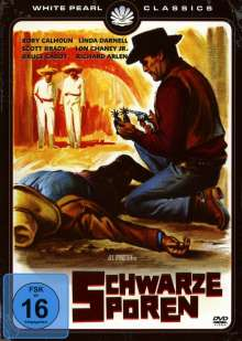 Schwarze Sporen, DVD