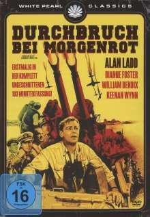 Durchbruch bei Morgenrot, DVD