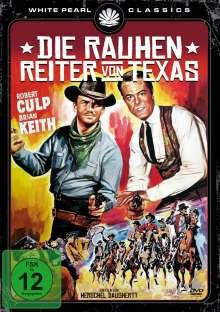 Die rauhen Reiter von Texas, DVD