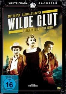 Wilde Glut, DVD