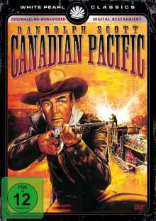 Canadian Pacific, DVD