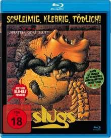 Slugs (Blu-ray), Blu-ray Disc