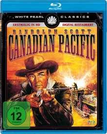 Canadian Pacific (Blu-ray), Blu-ray Disc