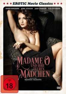 Madame O und ihre teuren Mädchen, DVD