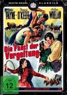 Die Faust der Vergeltung, DVD