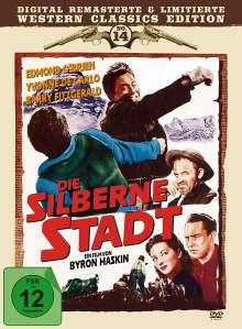 Die silberne Stadt (Limited-Edition im Mediabook), DVD