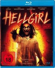 Hellgirl (Blu-ray), Blu-ray Disc