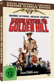 Tausend Gewehre für Golden Hill (Limited Edition im Mediabook), DVD