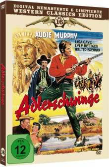 Adlerschwinge (Limited Edition im Mediabook), DVD