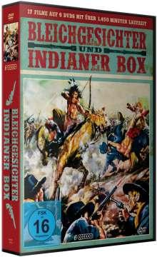 Bleichgesichter und Indianer Box (17 FIlme auf 6 DVDs), 6 DVDs