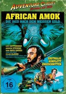 African Amok, DVD