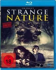 Strange Nature (Blu-ray), Blu-ray Disc
