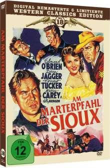 Am Marterpfahl der Sioux (Limited Edition im Mediabook), DVD