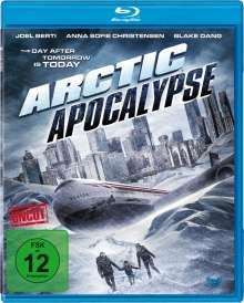 Arctic Apocalypse (Blu-ray), Blu-ray Disc