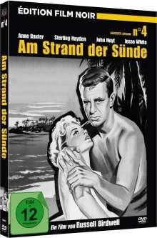 Am Strand der Sünde (Mediabook), DVD