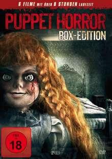 Puppet Horror Box-Edition (6 Filme auf 2 DVDs), 2 DVDs