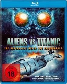 Aliens vs. Titanic (Blu-ray), Blu-ray Disc