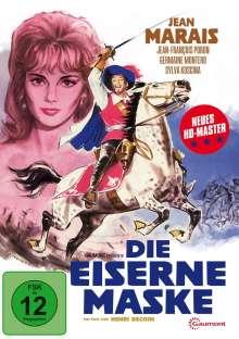 Die eiserne Maske (1962) (Special Edition), DVD