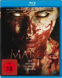 Marla (Blu-ray), Blu-ray Disc