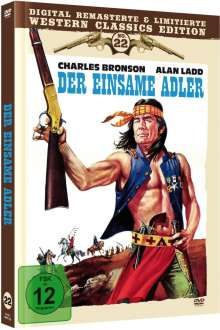 Der einsame Adler (Limited Edition im Mediabook), DVD