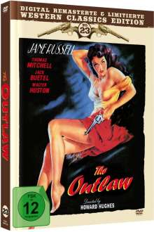 The Outlaw (Limited Edition im Mediabook), DVD