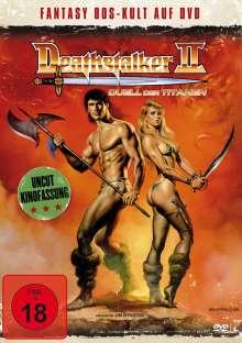 Deathstalker 2 - Duell der Titanen, DVD