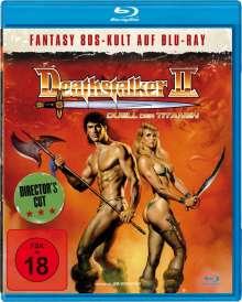 Deathstalker 2 - Duell der Titanen (Blu-ray), Blu-ray Disc