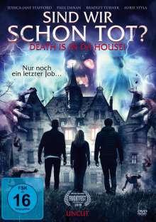 Sind wir schon tot? - Death is in da House!, DVD