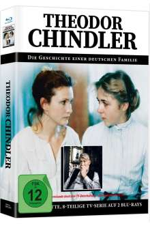 Theodor Chindler (Komplette Serie) (Blu-ray), 3 Blu-ray Discs
