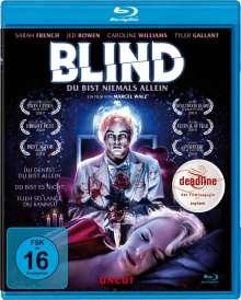 Blind (2019) (Blu-ray), Blu-ray Disc