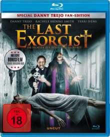 The Last Exorcist (Danny Trejo Fan-Edition inkl. Bonusfilm) (Blu-ray), Blu-ray Disc