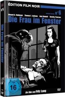 Die Frau im Fenster (Mediabook), DVD