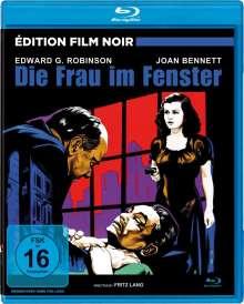 Die Frau im Fenster (Blu-ray), Blu-ray Disc