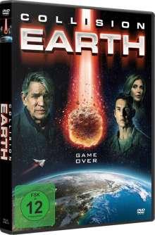 Collision Earth, DVD