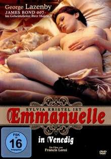 Emmanuelle in Venedig, DVD