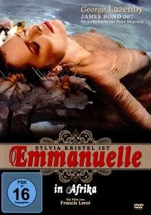 Emmanuelle in Afrika, DVD