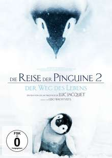 Die Reise der Pinguine 2 - Der Weg des Lebens, DVD