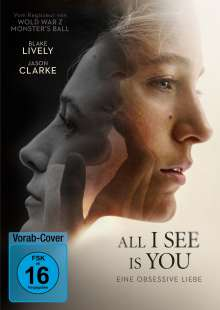 All I See Is You, DVD