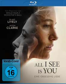 All I See Is You (Blu-ray), Blu-ray Disc